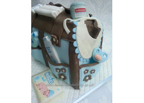 Baby Shower Changing Bag
