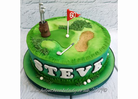 60th Birthday Golf Theme