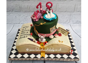 Bespoke Alice in Wonderland Ca