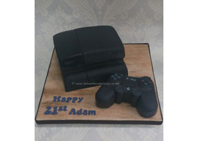 PS4 Gaming Cake