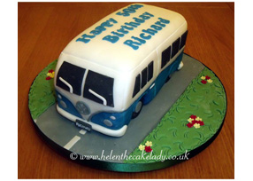 VW Camper 50th Birthday C